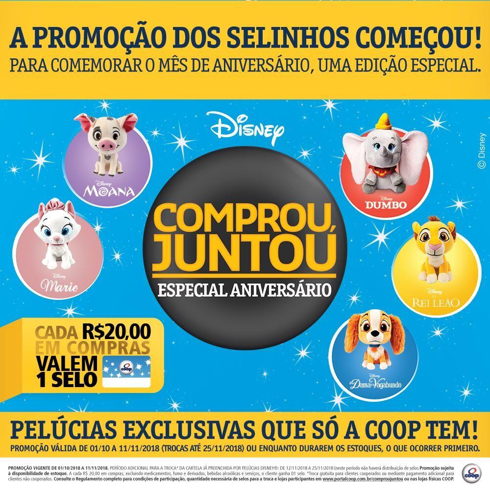 1st Disney programme in Brazil