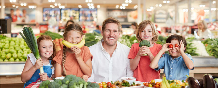 A healthy tomorrow for kids