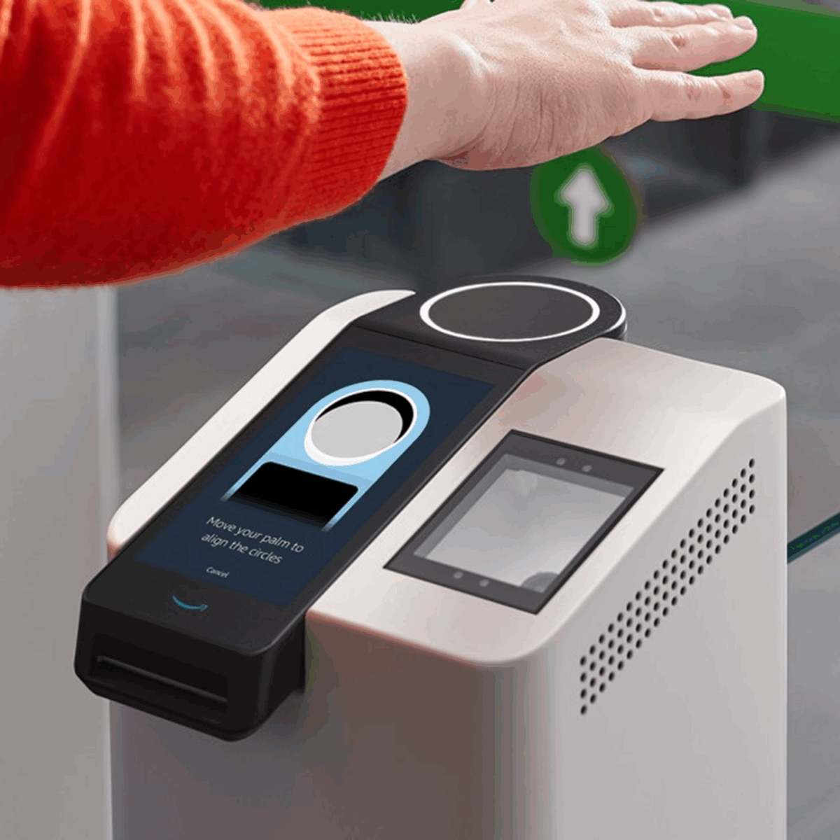 Amazon introduces <strong>contactless identification system &lsquo;Amazon One&#39;</strong>