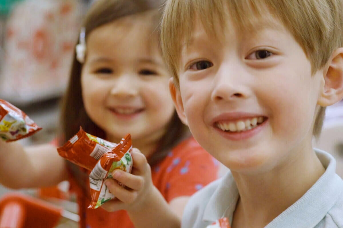 Coles gives Australian kids a healthy tomorrow