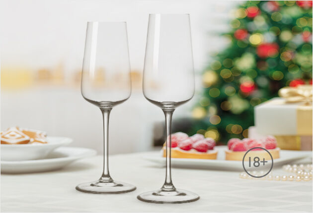 Collect digitally for Spiegelau glassware at Azbuka Vkuza