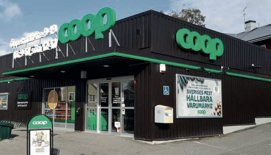 Coop Sweden acquires Netto's Swedish stores