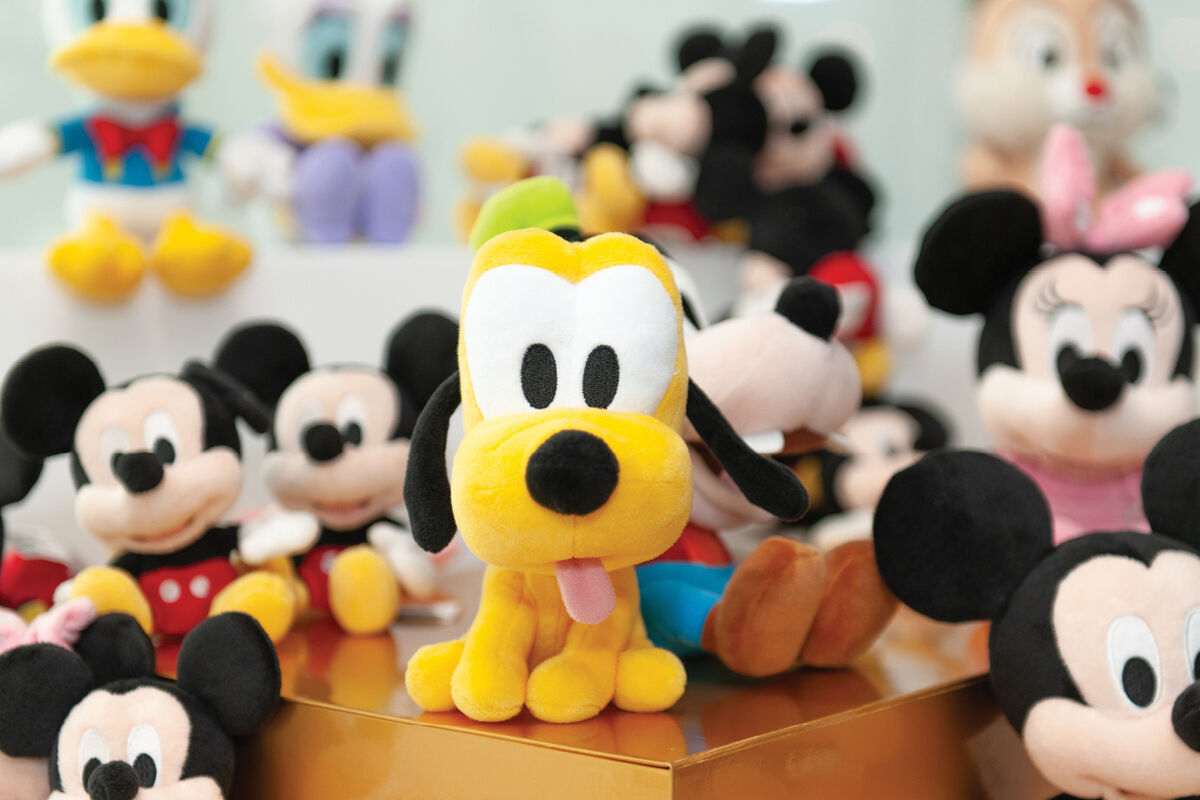 Embrace Mickey Mouse & Friends