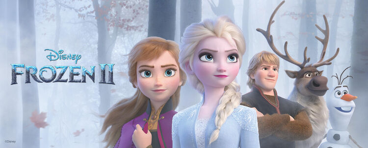 Find Elsa and her friends at Billa Austria!