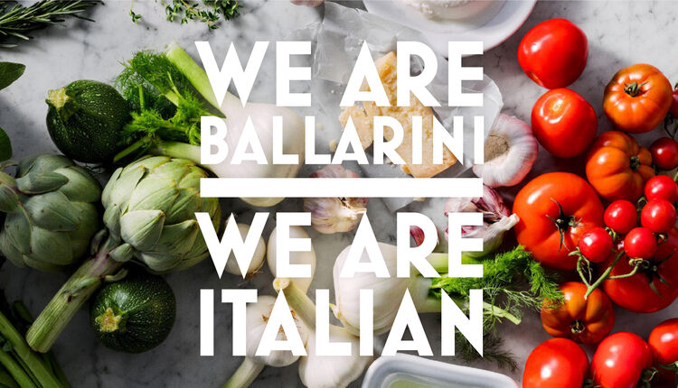 Introducing BALLARINI