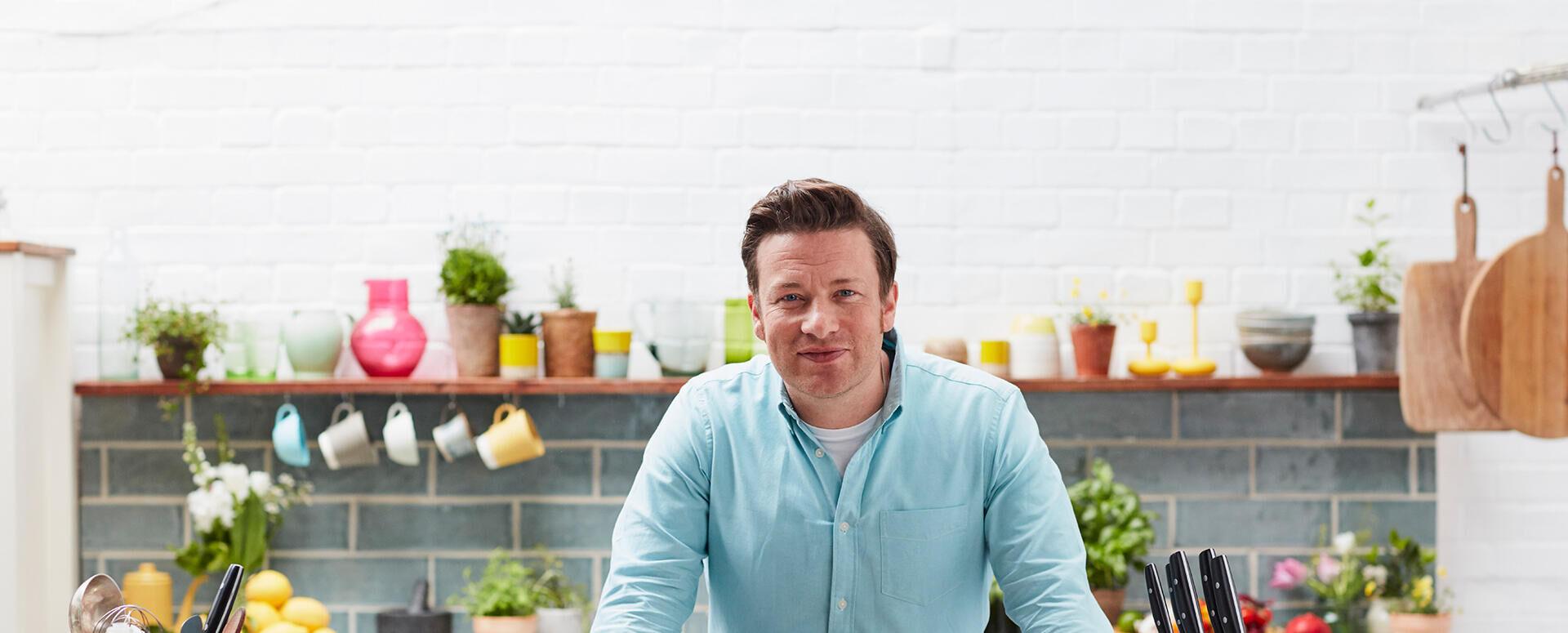 Jamie Oliver <strong>digitises Brazil</strong>