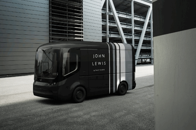 John Lewis and Waitrose announce plans for electric delivery vehicles
