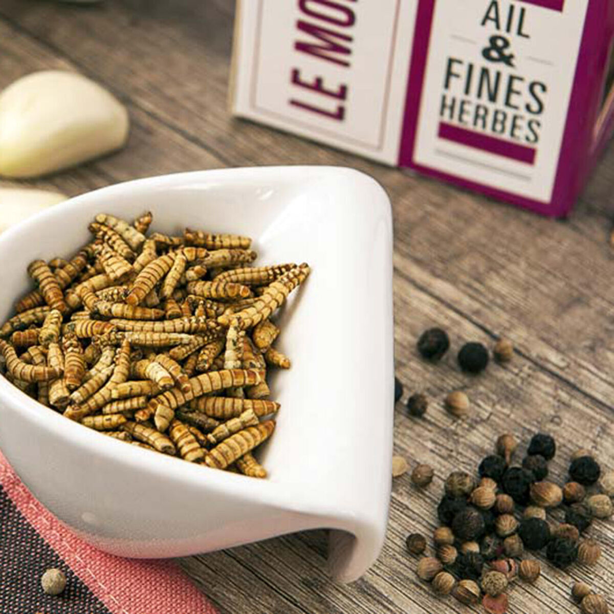 Kaufland Croatia <strong>introduces&nbsp;insect-based food range</strong>