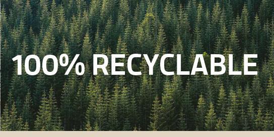 Koziol - 100% Recyclable