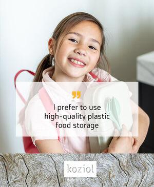 koziol - storage and on-the-go