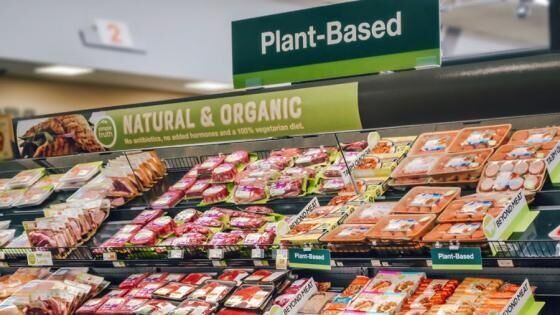 Kroger tests plant-based meat in stores