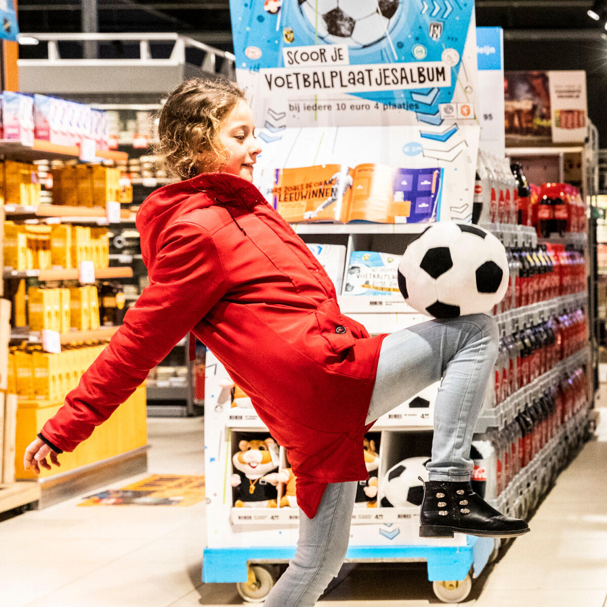 Learn more about activating sports in retail