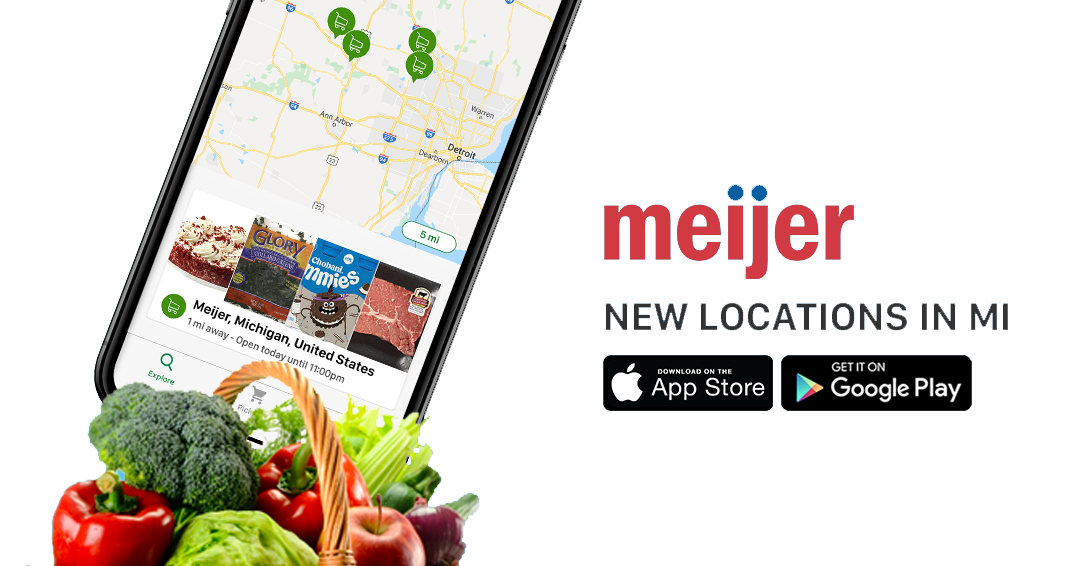 Meijer pilots app to help reduce <strong>food waste</strong>