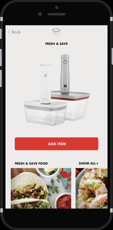 Revolutionisingfood storage