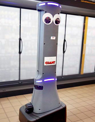Robot rollout: Nearly 500 robots coming toStop & Shop, Giant/Martin's