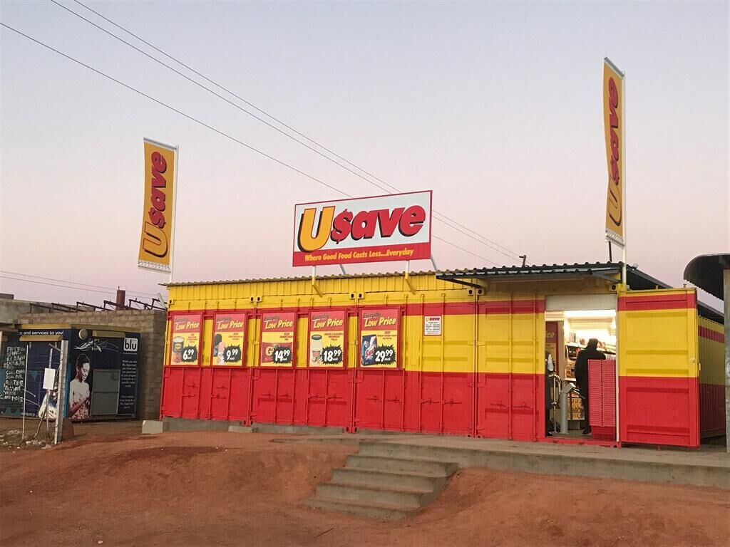Shoprite plans smaller stores, closer to shoppers - and more shops in containers