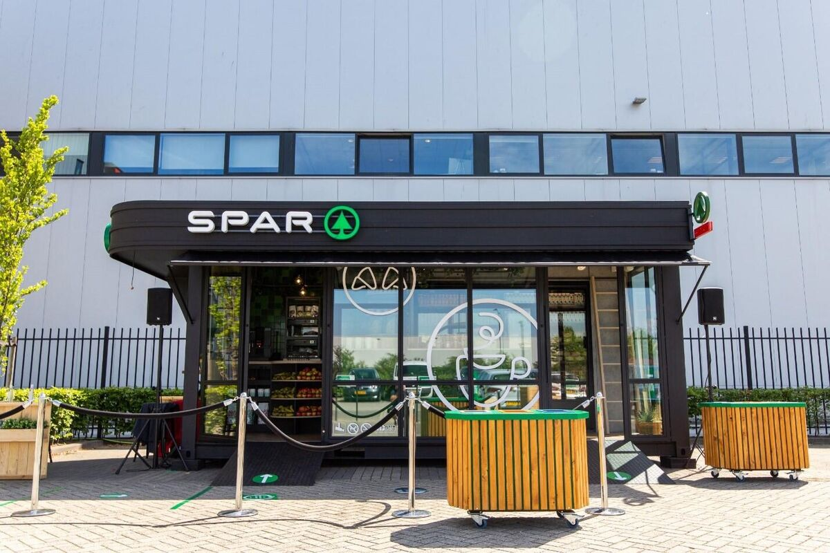 Spar opens first <strong>one-person store</strong> in The Netherlands