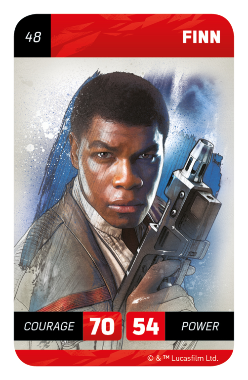 Star Wars -Trading cards