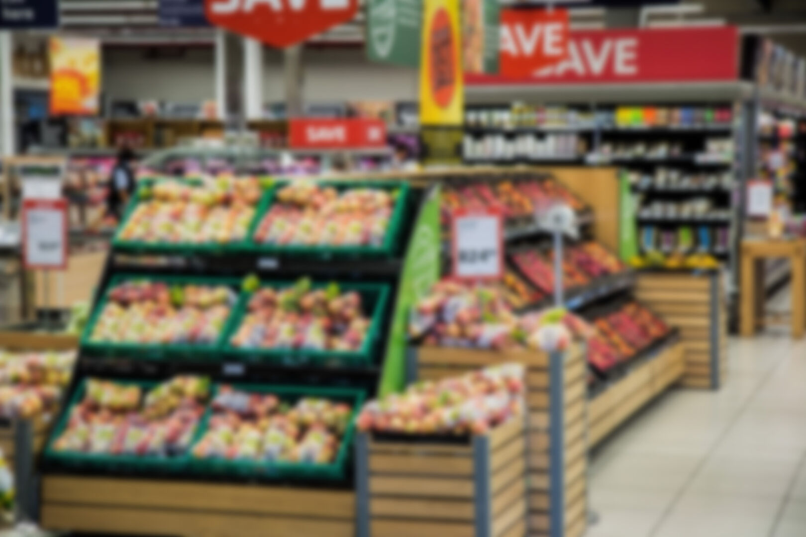 Supermarkets are getting smarter