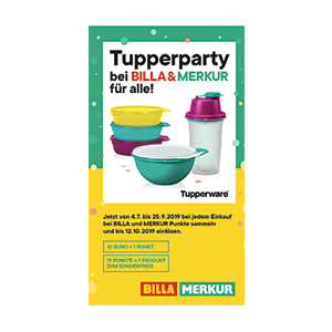 Tupperware reaches a broader audience