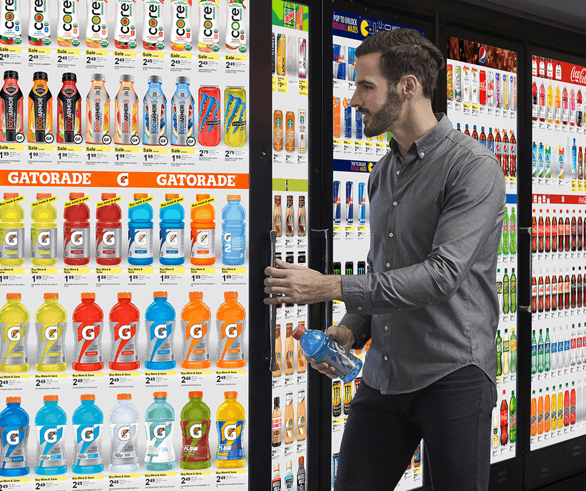 Walgreens brings Cooler Screens' technology to more stores