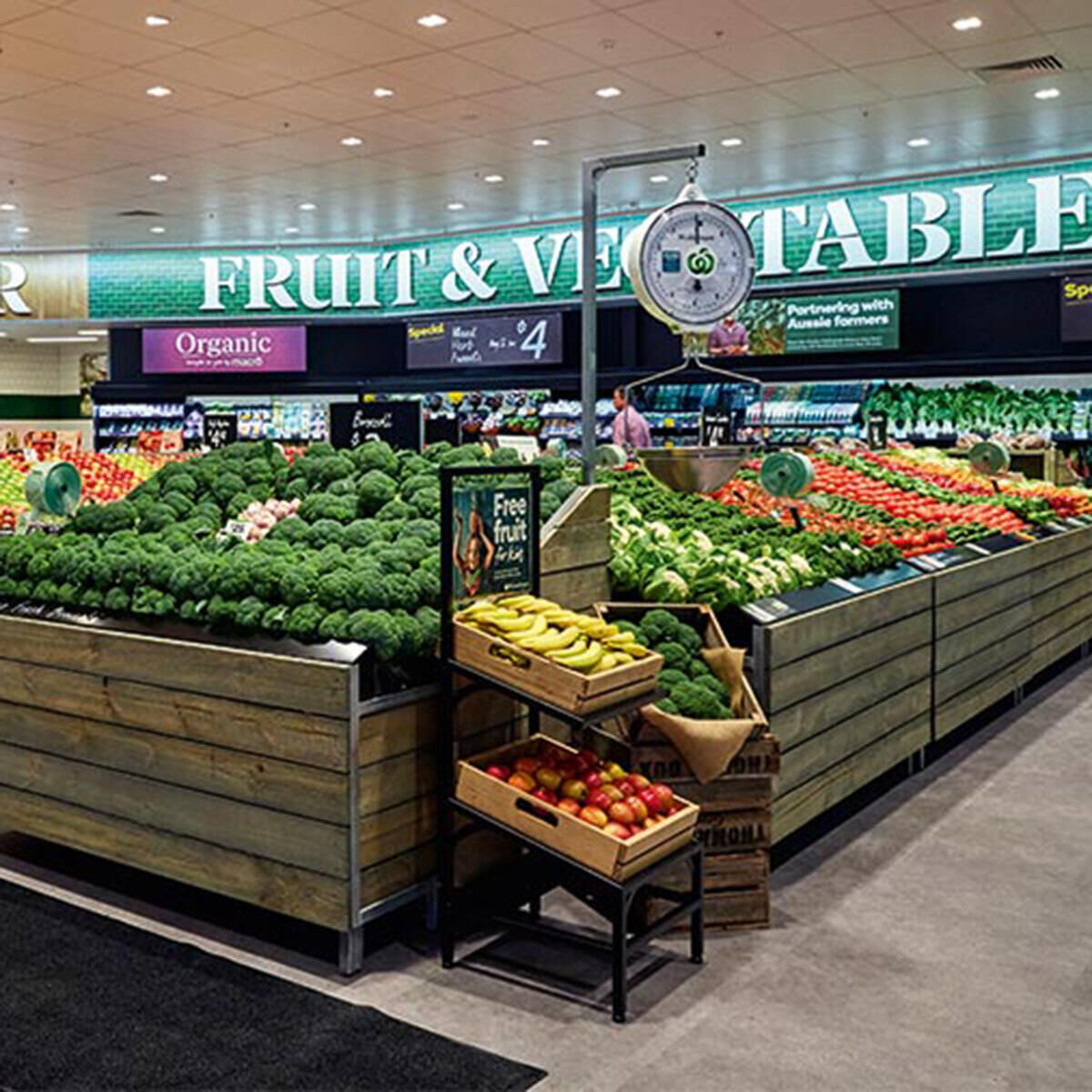 Woolworths' Healthier Options to help shoppers make small but meaningful changes